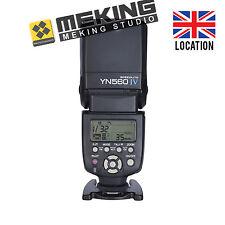 YONGNUO YN 560 IV Flash Speedlite for Canon Nikon Pentax Olympus Rf603ii Gn58