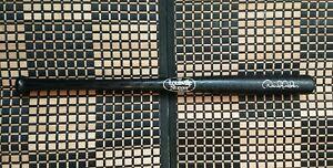 "125 Louisville Slugger Derek Jeter Mini Yankees Black Baseball Bat 18"""