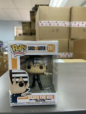 FUNKO POP! ANIMATION: Soul Eater - Death the Kid Figure w/ Protector