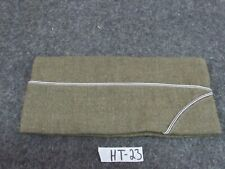 WWII US Army Medical Corps Garrison Cap 100% original (HT23)