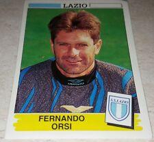 FIGURINA CALCIATORI PANINI 1994/95 LAZIO ORSI ALBUM 1995