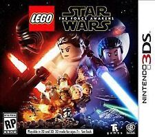 LEGO Star Wars: The Force Awakens (Nintendo 3DS, 2016) BRAND NEW