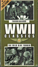 WW11 Classics - Thunderbirds and The Wild Blue Yonder (VHS)
