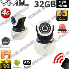4G Security Wireless Camera 3G Farm Anti theft Burglar Motion Activate Live View