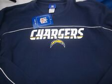 NWT Reebok San Diego Los Angeles Chargers Fleece Pullover Size XL Nice And Warm