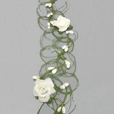 Guirnaldas rosas para bodas