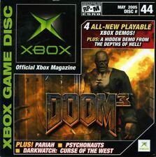 Official Xbox Magazine Demo Disc #44 - Microsoft Xbox
