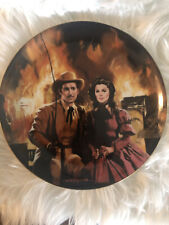 New Gone With The Wind collectibles Plate