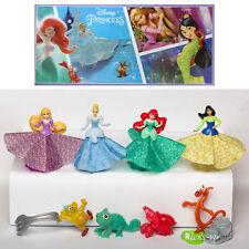 NEW 2018 Disney Princess Kinder Surprise set SE348-SE355 Russia + 8 BPZ