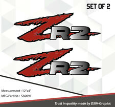 *NEW* ZR5 ZR-5 4x4 VINYL DECAL STICKER S-10 EXTREME Sonoma ZR-2 S10  SA0691