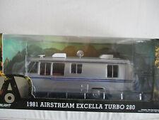 Camping car Airstream Excella 280 Turbo 1981 1/43 Greenlight 86312
