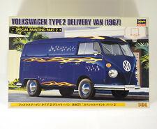 HASEGAWA 20213 KIT 1/24 Volkswagen VW Type2 Delivery Van 1967 SPECIAL PAINTING