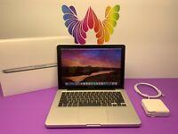 "Apple MacBook Pro 13"" Pre-Retina / CORE I7 / 16GB / 1TB SSD / GRAY / OSX"