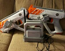 Recoil multi-player Laser Tag