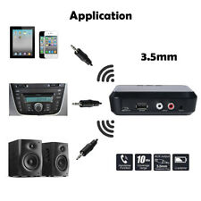 NFC Wireless Bluetooth V4.1 3.5mm Audio Stereo Music Home Car Receiver Adapter