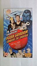 Flash Gordon Conquers The Universe (VHS, 2002, Box Set)
