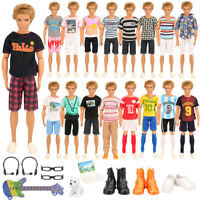 Barwa 12 men's random clothing and a lot toy accessories