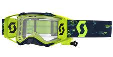 2018 Scott Prospect WFS AUTOLIMPIABLE Gafas de motocross enduro MX Moto