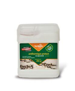 Insecticida Antihormigas Granulado Protect Sólido FERTIBERIA (Acetamiprid) 200gr