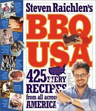 BBQ USA  425 Fiery Recipes from All Across America  Barbecue  Bible C