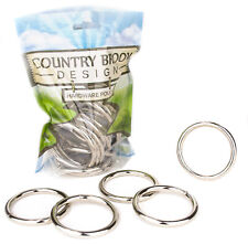 20 - Country Brook Design® 2 Inch Welded Heavy Duty O-Rings