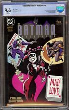 Batman Adventures: Mad Love CBCS 9.6 White (DC, 1994) Harley Quinn