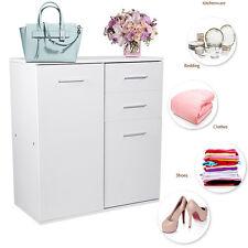 Clothes Storage Sideboard Kitchenware Cupboard Door Shoe Cabinet Shelves Drawer