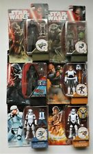 """HASBRO Star Wars 3.75"""", Rogue 1, rebeldes, la fuerza despierta, armadura arriba, Descuentos"""
