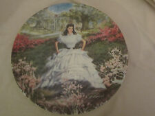 Scarlett collector plate Gone With The Wind First Edition Raymond Kursar