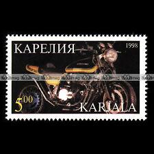 ★ CAFE RACER KAWASAKI 900 Z1 (Z900) ★ KARELIA Timbre Moto Motorcycle Stamp #297