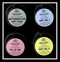 alessandro Soft Gels Kennenlernen-Set TRY ME - KIT m-Beauty24
