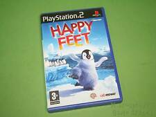 Happy Feet Sony PlayStation 2 PS2 GAME-Warner Bros. Interactive Entertainment