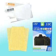 JJC LCD Screen Protector Guard Film for Olympus Om-d Em1 E-m5 E-p5 E-pl7 MarkII