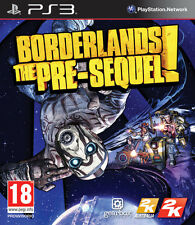 Borderlands The Pre-Sequel! PS3 Playstation 3 IT IMPORT TAKE TWO INTERACTIVE