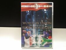 RUGBY UNION - DVD - History Of The Rugby World Cup - All REGIONS