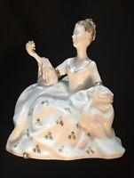 Vintage 1965 Royal Doulton Bone China Figurine - Antoinette - HN2326