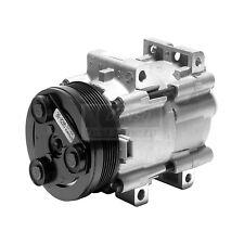 DENSO 471-8107 New Compressor And Clutch