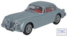 JAGXK150007 Oxford Diecast O Gauge Jaguar XK150 Fixed Head Coupe Mist Grey