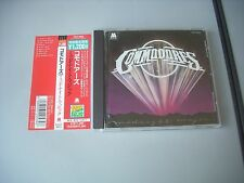COMMODORES / MIDNIGHT MAGIC - JAPAN CD opened