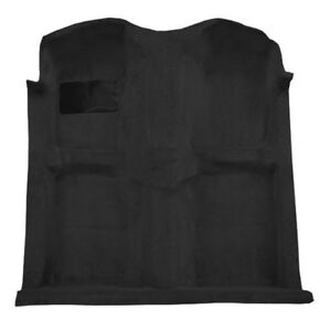 New! 1994 - 2004 Ford Mustang Black Coupe / Convertible Carpet Set Molded by ACC