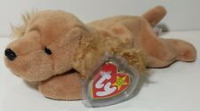 "TY Beanie Babies ""SPUNKY"" the COCKER SPANIEL Dog - MWMTs! CHECK OUT MY BEANIES!"