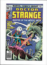 "Doctor Strange #18 [1976 Fn-] ""This Dream No More!"""