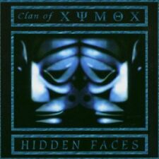 CLAN OF XYMOX Hidden Faces CD 2000