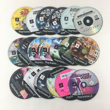 Sony Playstation 2 ps2 Spiele Disc nur | aus 99p + Gratis p&p | Multi Angebot