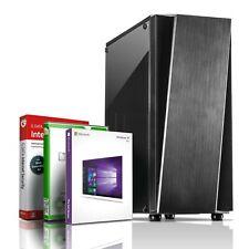 BUSINESS PC AMD RYZEN 1700X 32GB DDR4 256GB + 500GB SSD GT710 2GB Win10 Computer