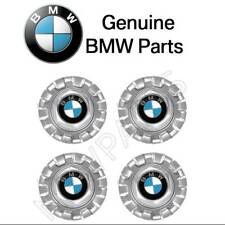 "For BMW E39 Set Of 4 Wheel Center Caps for 16"" Style 29 Cross-Spoke Wheel OES"