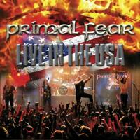 Primal Fear - Live in the Usa (White+Blue+Red Marbled) 2LP NEU OVP VÖ 21.08.2020
