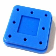MAGNETIC BUR STAND 033 BLUE 8 HOLES PREMIUM PLUS