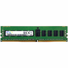 16GB Module DDR4 2400MHz Samsung M393A2K43BB1-CRC 19200 Registered Memory RAM