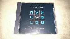 THE OUTFIELD cd VOICES OF BABYLON   free US shipping
